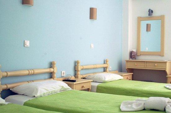 Hotel Paros: Triple
