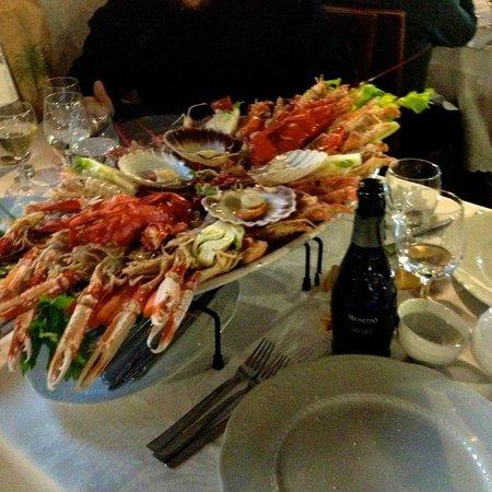 Voghiera, Italy: Un piatto da re!
