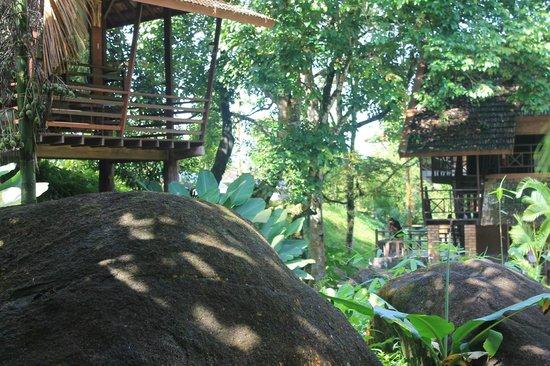 Sentosa Villa: Cozy place....