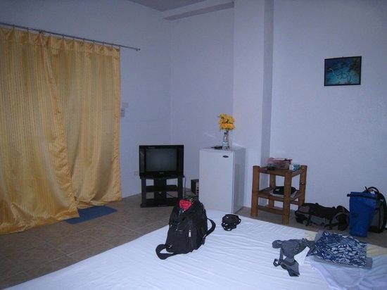 Sogod Bay Scuba Resort : apartment