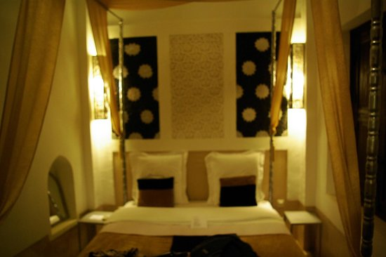 Riad Dar Massai: Our room