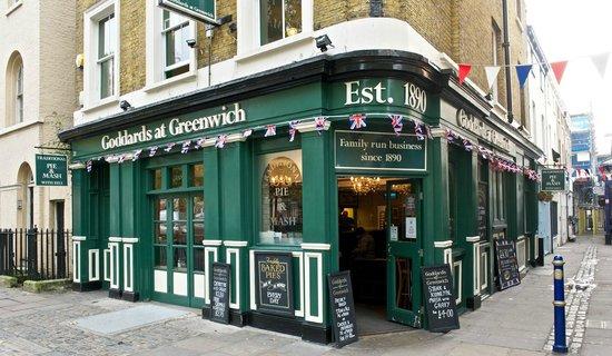 Restaurants Near Holiday Inn Greenwich