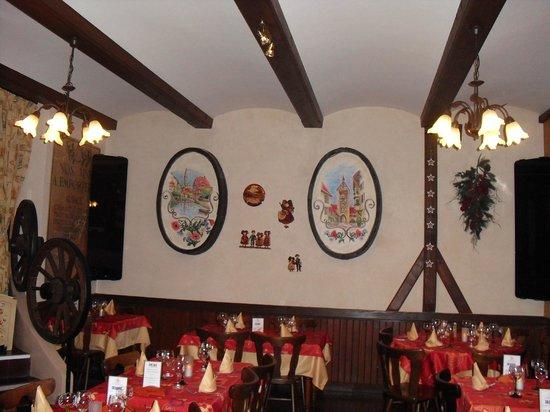 La Taverne Alsacienne : décoration Alsacienne