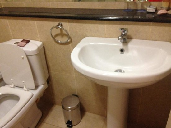 Protea Hotel Landmark: toilet