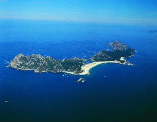 Islas Cíes - Picture of Barco Islas Cies - Cruceros Rias Baixas, Vigo - TripA...