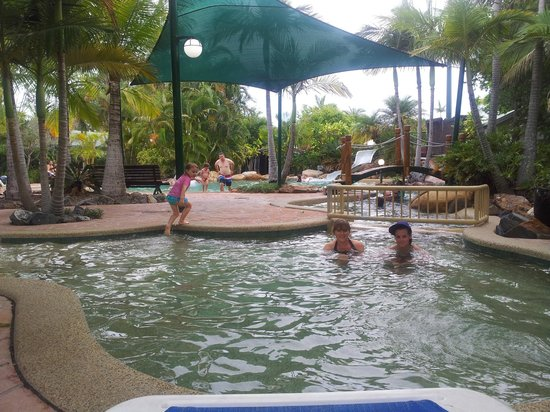 NRMA Treasure Island Holiday Park: Lagoon Pool