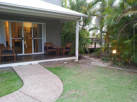 NRMA Treasure Island Holiday Park: Riverside Villa