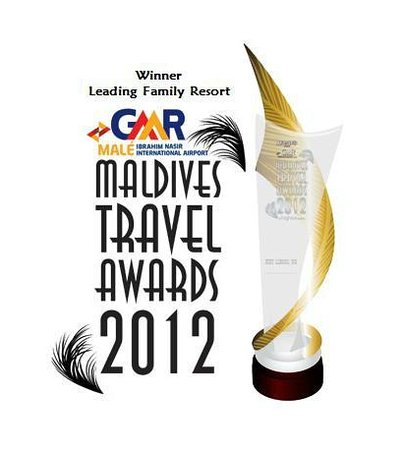 Centara Grand Island Resort & Spa Maldives: Winner Leading Family Resort award of 2012