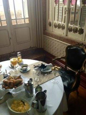 Palacete Chafariz D'El Rei: amazing breakfast