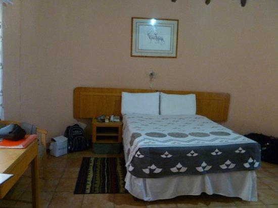 Echo Lodge: room interior