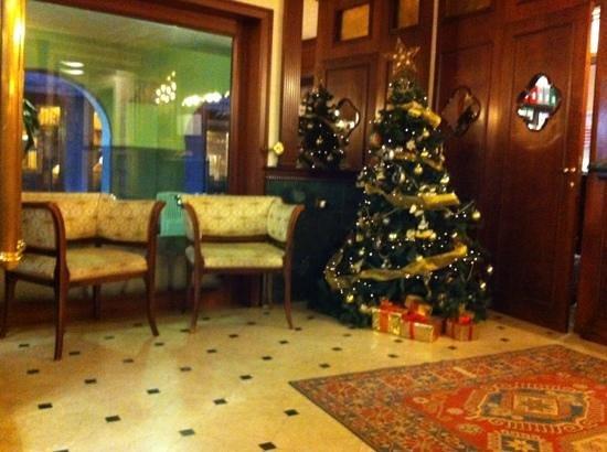 Hotel Violino d'Oro: hall