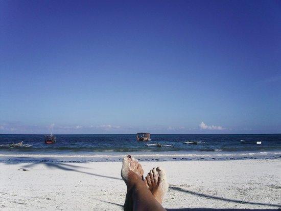 Azanzi Beach Hotel: .