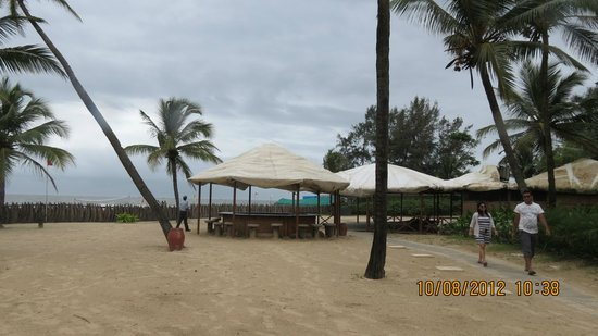 The Leela Goa: Good