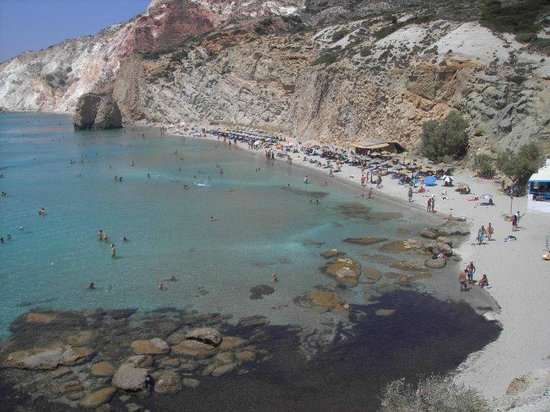 Paleochori, Grecia: Spiaggia