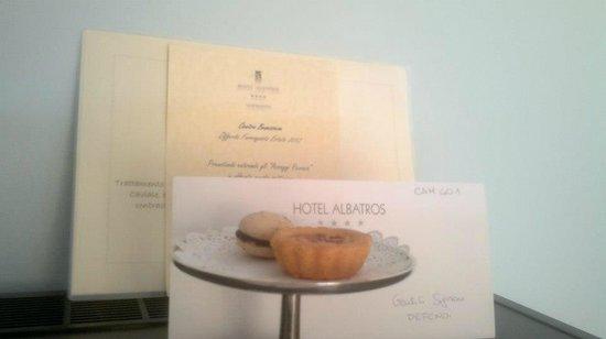 Hotel Albatros: accoglienza
