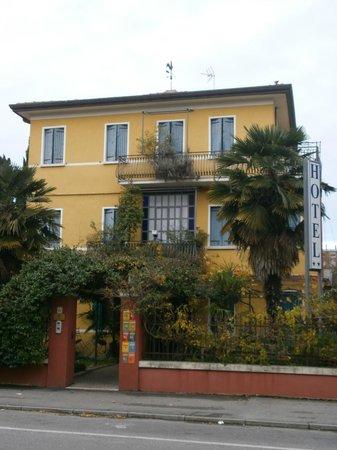 Antica Villa Graziella: Struttura