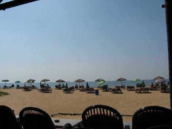 Bonos Beach Shack : candolim beach