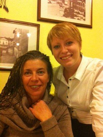 San Martino Buon Albergo, Italien: Io e Nicole
