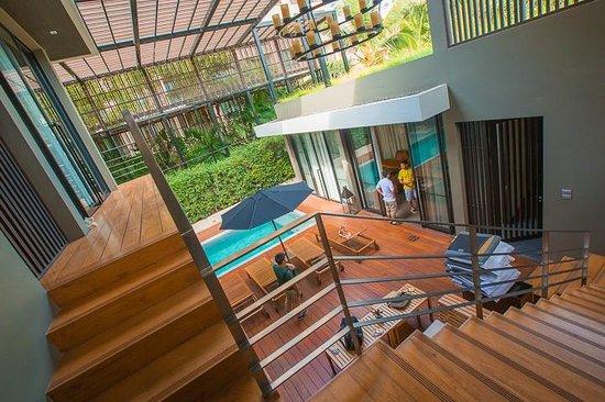 V Villas Hua Hin, MGallery by Sofitel: 部屋