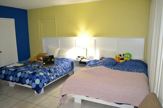 Premiere Hotel: camas