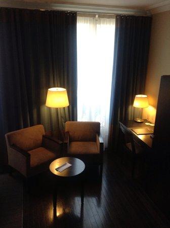 Hotel Elysees Regencia Paris: chambre superieure