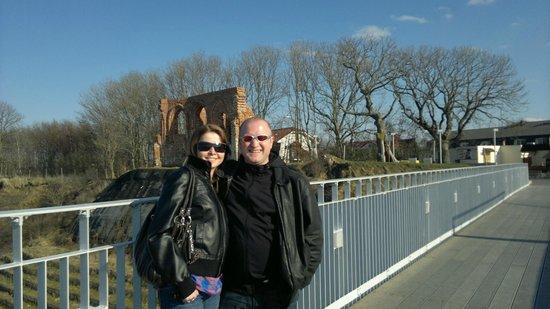 Ruiny Kosciola w Trzesaczu: Ruiny Kościoła