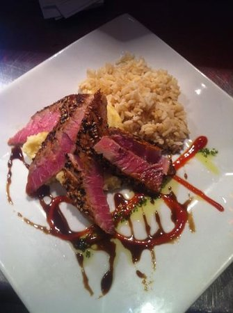 Torch Bistro :                   Fresh Tuna