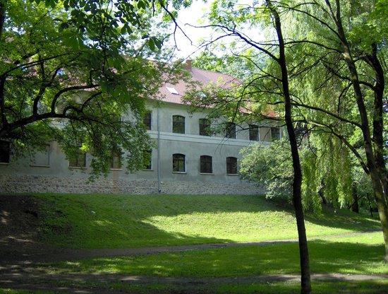 Zamek Krolewski: Budynek główny