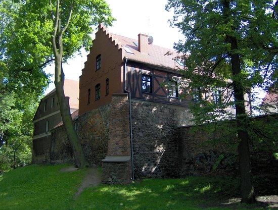 Zamek Krolewski: Dom Starosty