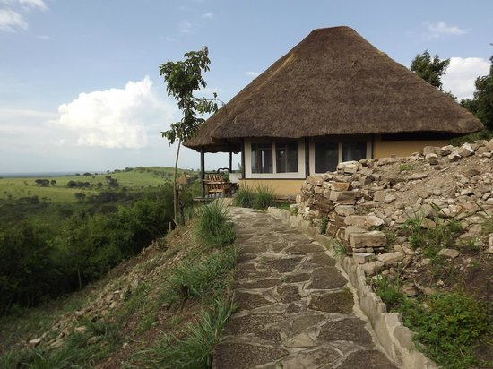 Kyambura Gorge Lodge: Cottage for 2 or family