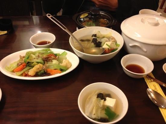 Hoa Sen: Great vegetarian.