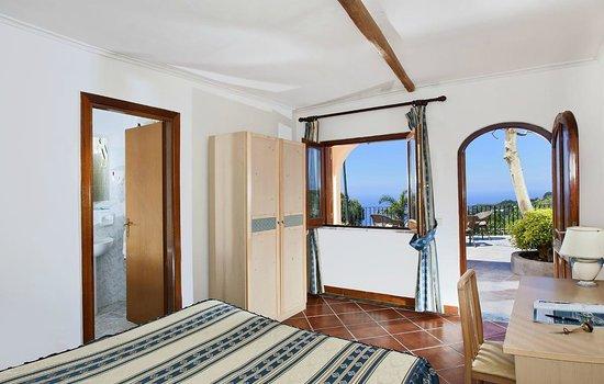 Hotel Il Girasole: Camera vista mare