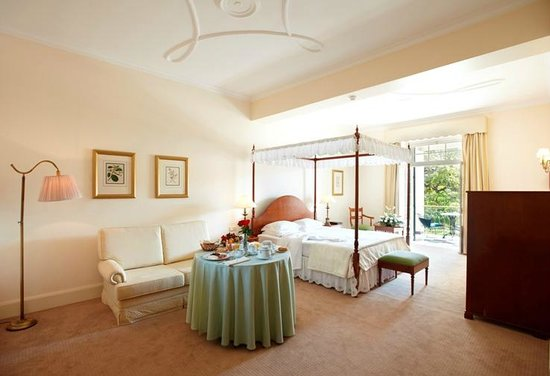 Quinta Jardins do Lago : Historical Junior Suite in the Old Manor House
