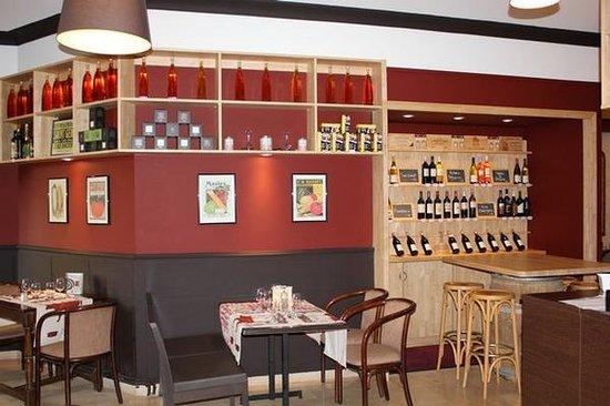 Inter Hotel Bristol : La Table de Félix : l'épicerie
