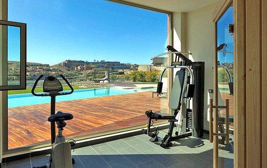 Salobre golf villas gran canaria spain villa reviews for Villas salobre golf
