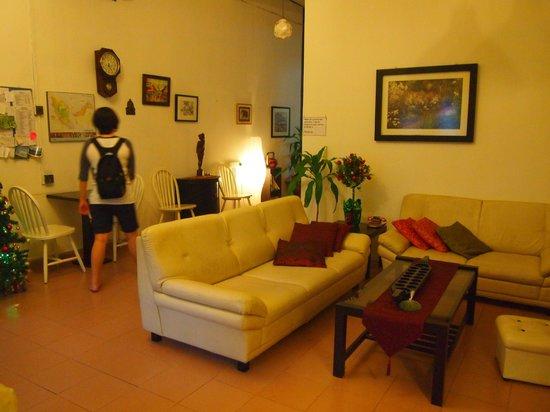 """Roof Top Guest House Melaka: """"Lobby area"""""""