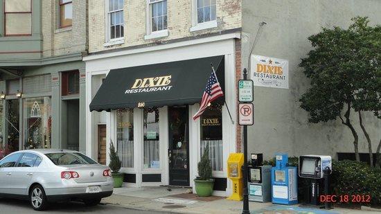 Dixie Restaurant, Petersburg, VA