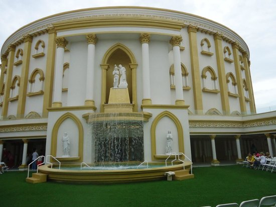 Holy Land Experience: Arena
