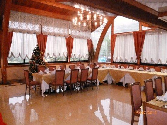 Hotel Marinella: Sala Banchetti