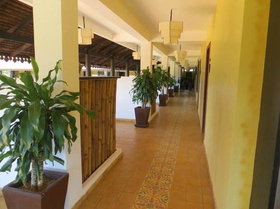 Siddharta Boutique Hotel: Clean welcoming hotel areas