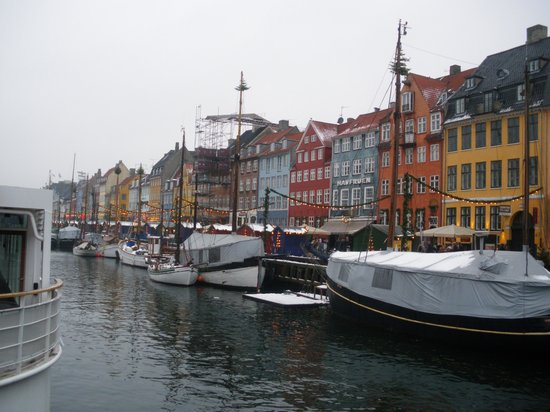 Nyhavns Hereford House: Nyhavn panoramica