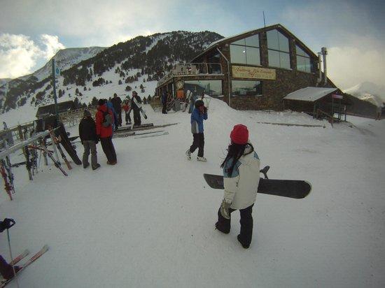 格兰德瓦利拉滑雪场