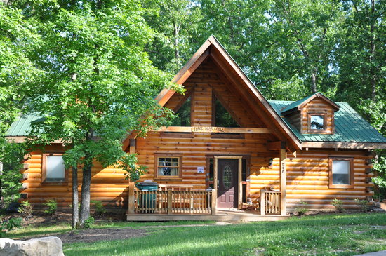 2 3 And 4 Bedroom Cabins To Choose From Picture Of Amazing Branson Rentals Ridgedale