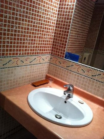BEST WESTERN Le Cheval Blanc: bagno