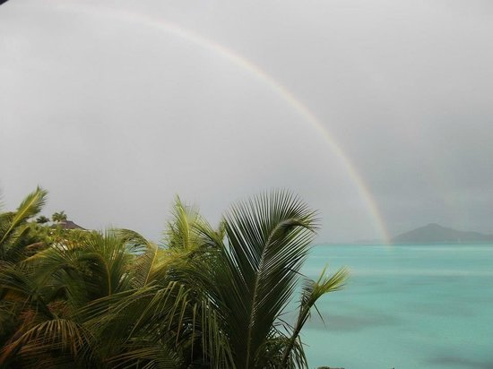 Cocobay Resort: A rainy morning, but wow!