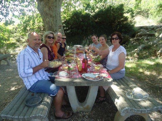 Vin en Vacances Tours: Picnic amongst the vines