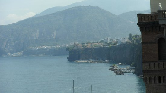 Antiche Mura Hotel: View of the marina