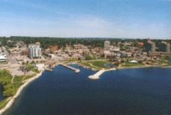 Holiday Inn Barrie Hotel & Conference Centre: Barrie Waterfront