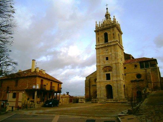 Hotel Rural San Hipolito : Plaza San Hipólito