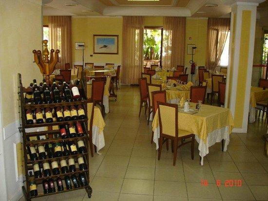 Hotel Marinella: Sala Ristorante